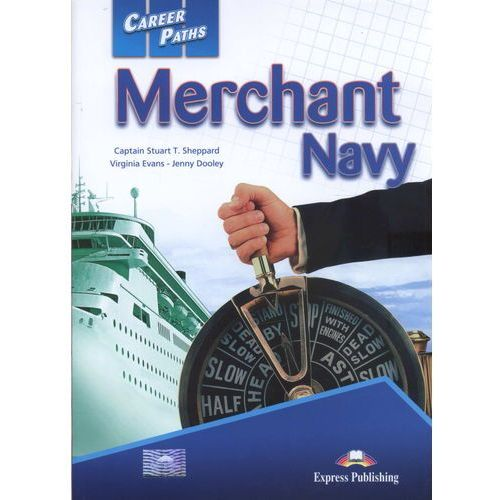 Career Paths Merchant Navy Student's Book, Express Publishing