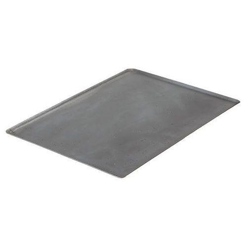 Blacha do pieczenia z czarnej stali o ukośnych krawędziach de Buyer 60 x 40 cm D-5363-60