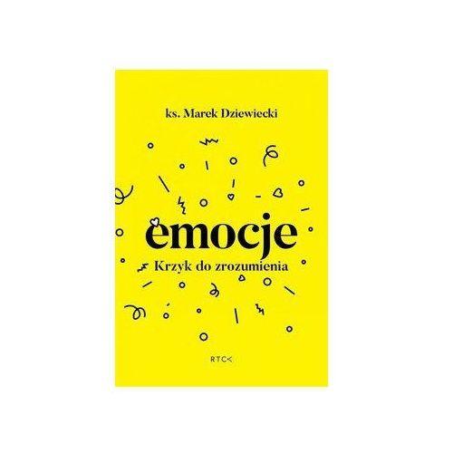 Emocje. Krzyk do zrozumienia (książka) (9788365927491)