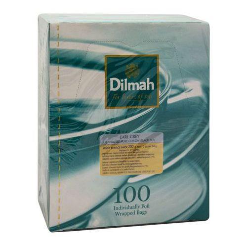 DILMAH EARL GREY Koperta Gastronomiczna 100 szt., 3300