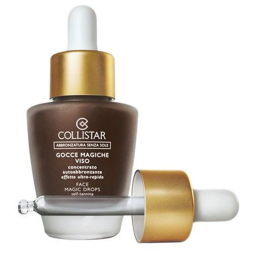 Collistar Self Tanners skoncentrowany samoopalacz do twarzy (Face Magic Drops, Self-Tanning Concentrate) 30 ml, 8015150261166