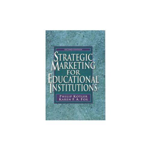 Strategic Marketing for Educational Institutions