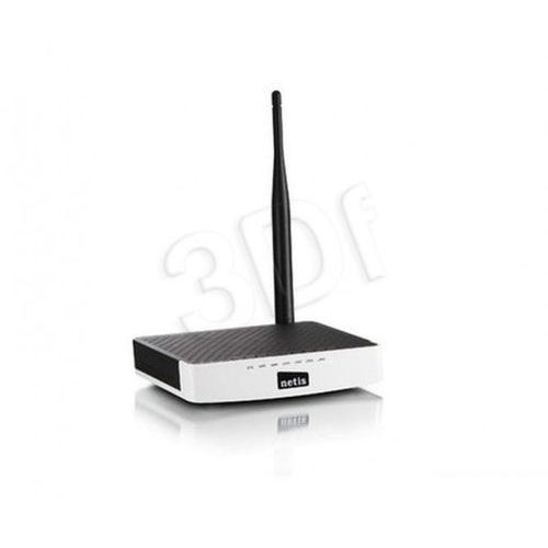 NETIS ROUTER WIFI G/N150 DSL+4 LAN ODCZEPIANA ANTENA 5DBI WF2411D - produkt z kategorii- Routery i modemy ADSL