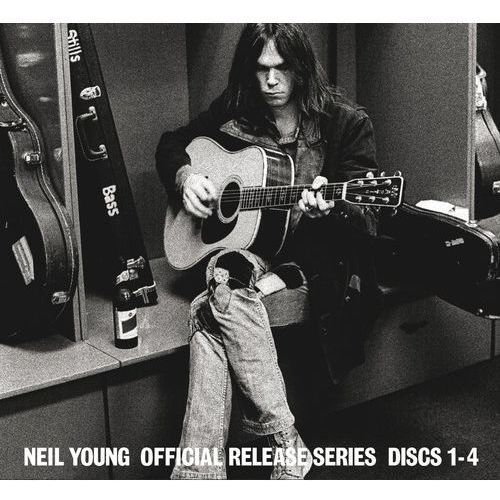 Warner music / warner bros. records Official release series discs1 - neil young (płyta cd)