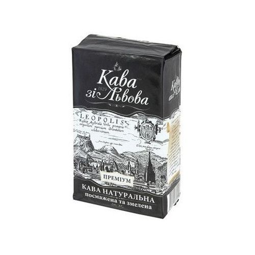 Kawa ze lwowa premium, 225 g