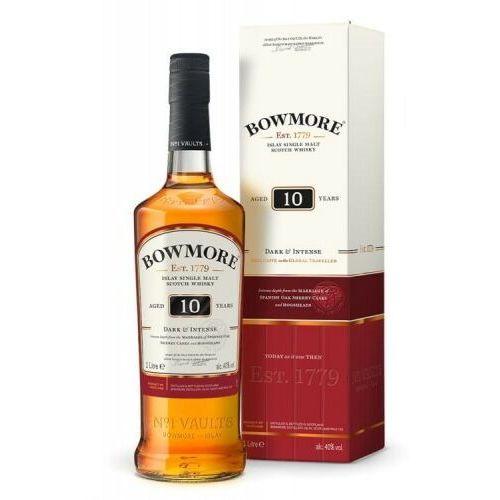 Morrison bowmore distillery ltd Whisky bowmore 10yo dark & intense 40% 1l