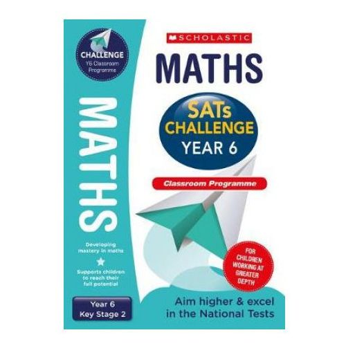 Maths Challenge Classroom Programme Pack (Year 6) (9781407175478)