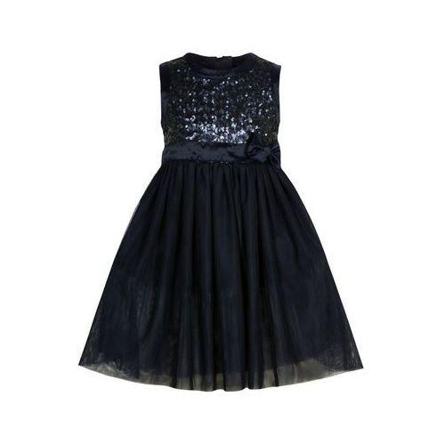Pampolina Sukienka koktajlowa evening blue (sukienka dziecięca)