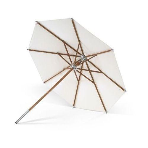 Skagerak ATLANTIS Parasol Ogrodowy 330 cm - Drewno Meranti (parasol ogrodowy)
