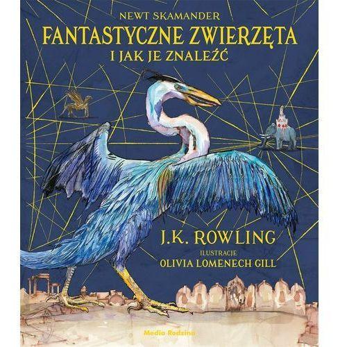 Fantastyczne zwierzęta Ilustrowane i jak je znaleźć (2017)