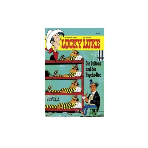 Lucky Luke - Die Daltons und der Psycho-Doc (9783770438129)