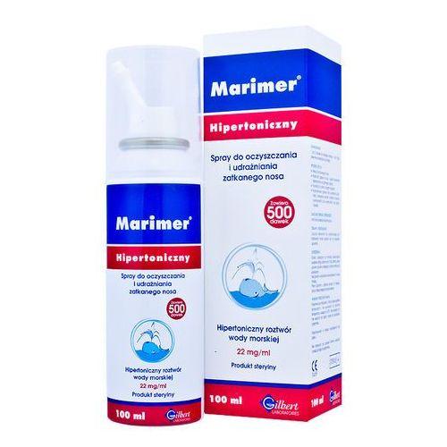 MARIMER Hipertoniczny Spray - - 50 ml (lek Preparatydo nosa)