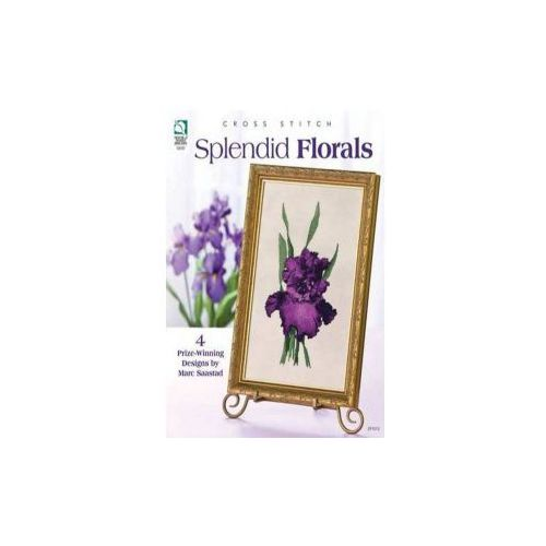 Cross Stitch Splendid Florals (9781590122297)