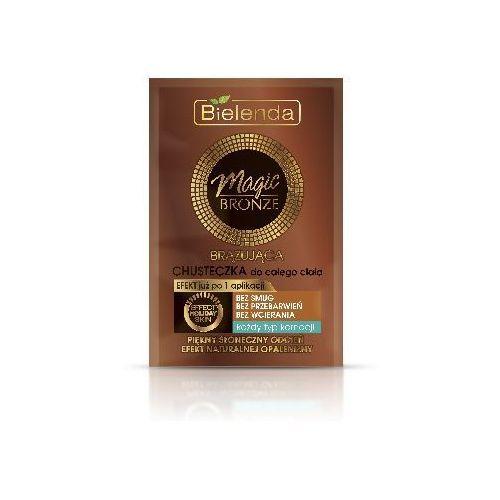 magic bronze chusteczka brązująca do całego ciała 1szt - bielenda od 24,99zł darmowa dostawa kiosk ruchu marki Bielenda