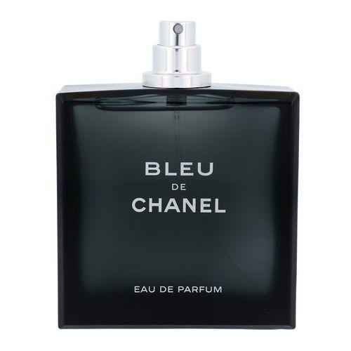 bleu de chanel woda perfumowana 100 ml tester dla mężczyzn marki Chanel