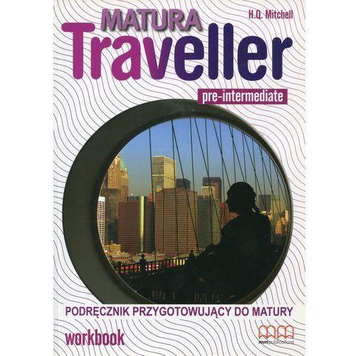 Matura Traveller Pre-Intermediate LO Ćwiczenia. Język angielski, oprawa miękka