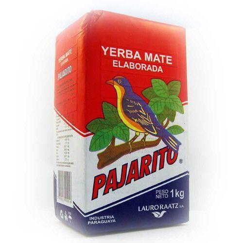 Pajarito Yerba mate 1kg (7840013000016)