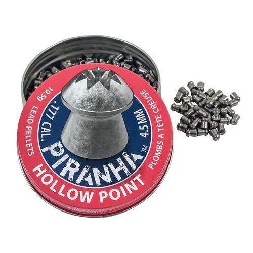 Śrut piranha hollow point 4,5 mm 400 szt. marki Crosman
