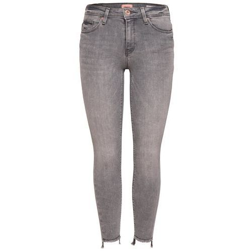 onlcarmen ankle jeans skinny fit light grey denim, Only, 30-32
