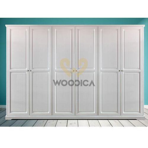 Woodica Szafa parma 11 [6d], kategoria: szafy ubraniowe