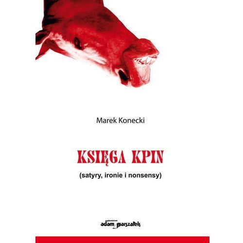 Księga kpin - Wysyłka od 4,99 - porównuj ceny z wysyłką