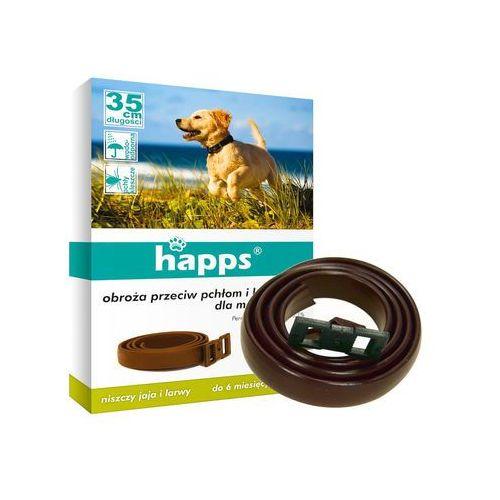 obroża przeciw pchłom i kleszczom dla małych psów- rób zakupy i zbieraj punkty payback - darmowa wysyłka od 99 zł marki Happs