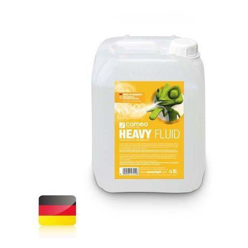 Cameo HEAVY FLUID 5L-płyn do wytwarzania mgły o dużej gęstości i bardzo długiej trwałości
