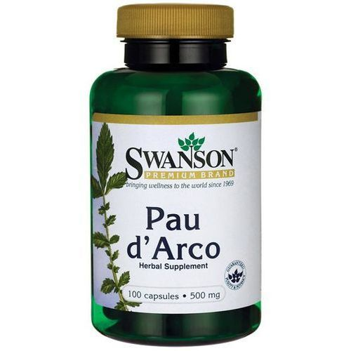 Kapsułki SWANSON Pau d'Arco 500mg - (100 kap)