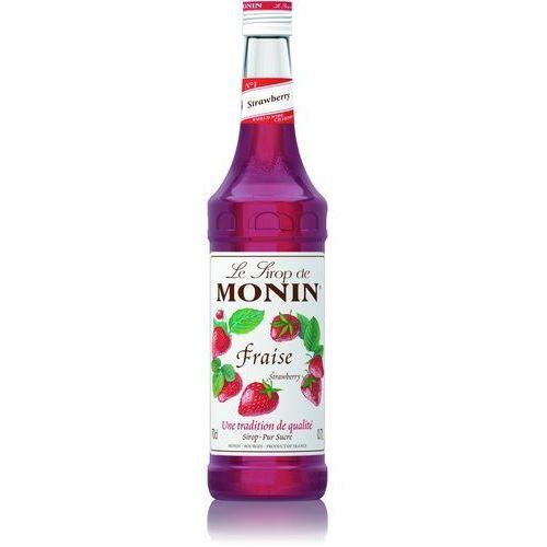 Syrop smakowy strawberry, truskawka 0,7l marki Monin