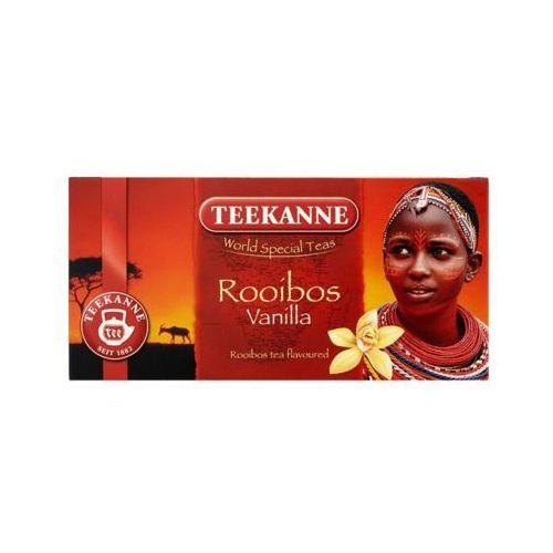 Teekanne 20x1,75g world special teas rooibos vanilla herbata o smaku waniliowym