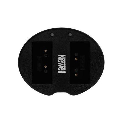 Newell Ładowarka dwukanałowa SDC-USB do akumulatorów NP-W126