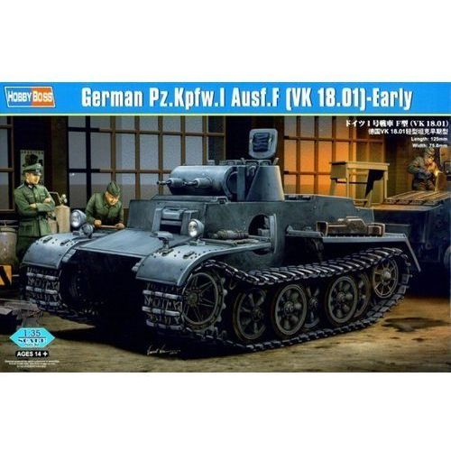 Hobby boss german pz.kpfw.i ausf.f (6939319238047)