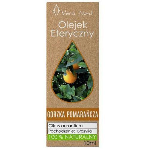 Olejek eteryczny - pomarańcza gorzka marki Vera-nord