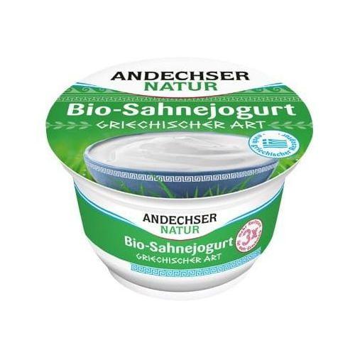 Jogurt greek style 10% BIO 200 g Andechser Natur