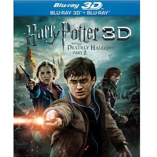 David yates Harry potter i insygnia śmierci - część 2 3d (3 blu-ray) - darmowa dostawa kiosk ruchu