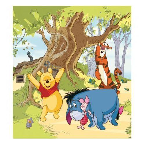 Kubuś puchatek i przyjaciele 3- licencjonowana tapeta do pokoju dziecka - oferta [056ad2a58f737493]