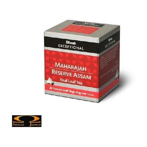 Herbata Dilmah Maharajah Reserve Assam 20 torebek, 8882