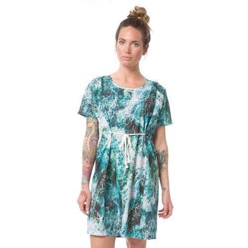 sukienka NIKITA - Uxi Sea Rope Print Ocean (SEO)