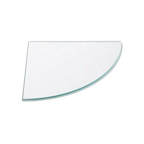 Półka szklana, mleczny, 250x250x5mm - sprawdź w Praktiker
