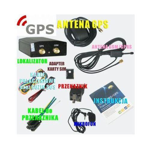 Profesjonalny Lokalizator Pojazdu... GPS + On-Line + Blokada Antykradzież... (cały świat!).