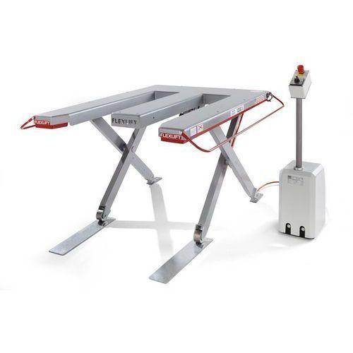 Flexlift hubgeräte Płaski stół podnośny, seria e,nośność 1200 kg