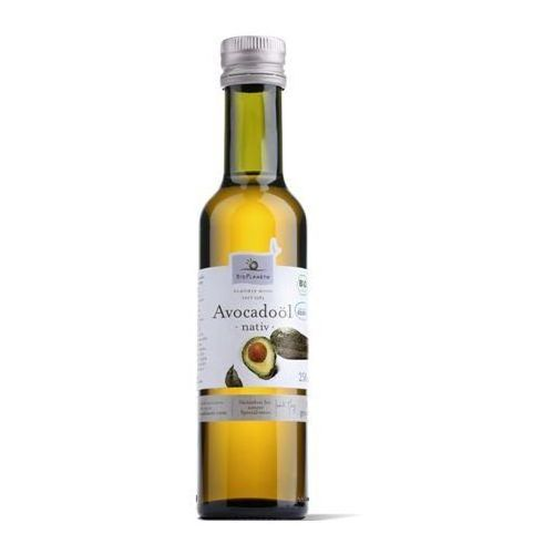Olej z miąższu Avocado Extra Virgin BIO (Bio Planet) 250ml