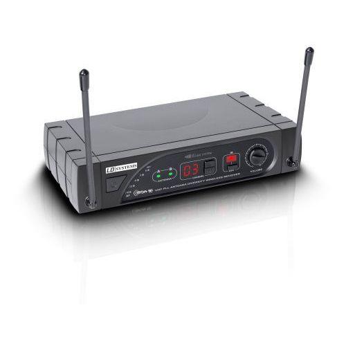 Ld systems ws eco 16 r odbiornik radiowy divercity (863 - 865 mhz)