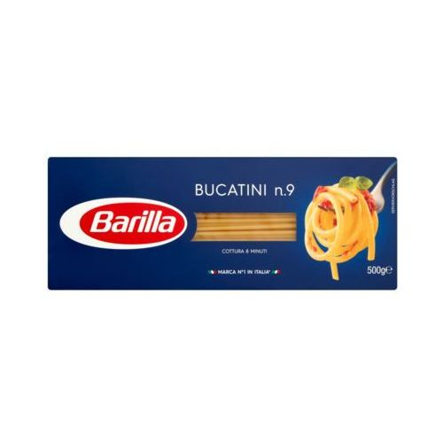 500g bucatini n.9 makaron nitki grube marki Barilla