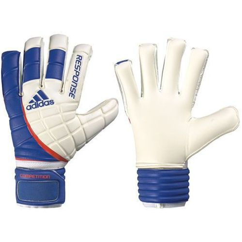 Adidas Nowe rękawice bramkarskie response competition rozmiar 8,5