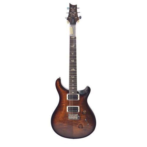 PRS Custom 24 Black Gold Burst gitara elektryczna
