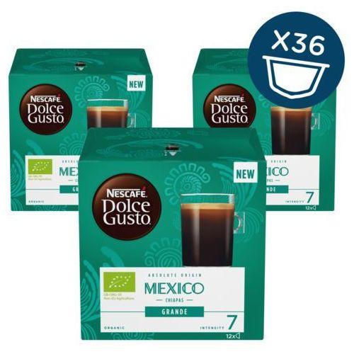 kapsułki do kawy dolce gusto® mexico 3 opakowania marki Nescafé