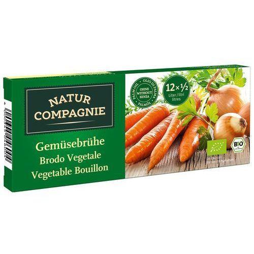Bulion Kostki Warzywne BIO 126 g Natur Compagnie (4000345046004)