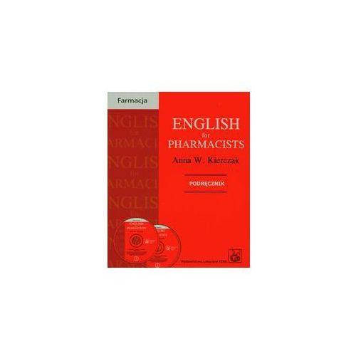 English for Pharmacists + 2CD (9788320038347)