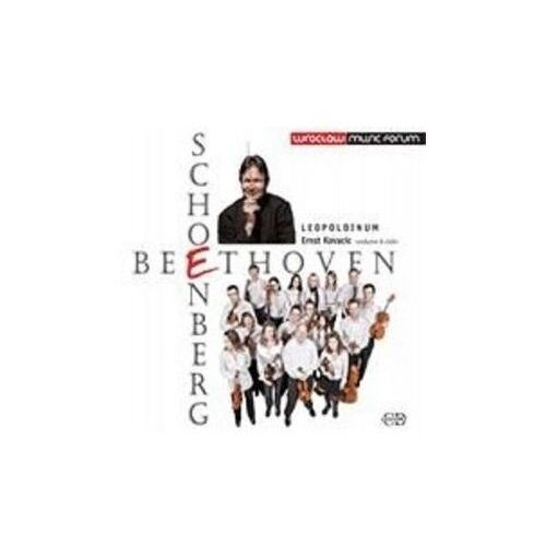 Beethoven & schoenberg - ernst kovacic, leopoldinum marki Universal music